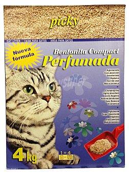 Picky Arena gato aglomerante Caja 4 Kg
