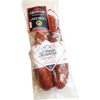 La venta tabanera Chorizo de cantimpalos con I.G.P. Envase 350 g