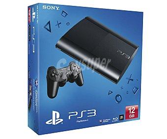 Sony Cónsola Playstation 3 con Disco Duro de 12Gb. Incluye Mando 1 Unidad