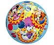 Pelota de 23 centímetros decorada con los personajes de la serie La casa de Mickey Mouse 1 unidad Disney