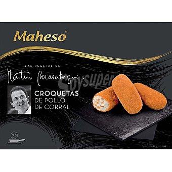 Martin Berasategui Croquetas de pollo de corral Estuche 300 g