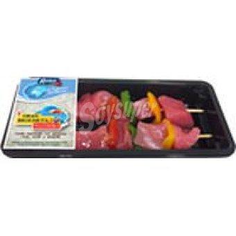 ROLER Brocheta cerdo marinado mediterranea 1,0 kg