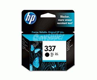 HP Cartuchos de Tinta N337 Negro HP (C9364E) 1u- Compatible con Impresoras: HP Photosmart 2575 / 8050 / 1u