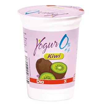 DIA DIA yogur con kiwi desnatado  envase 200 g