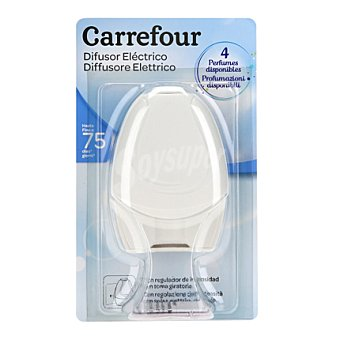 Carrefour Ambientador con Difusor Eléctrico 1 ud