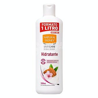 Natural Honey Gel baño hidratante natural honey Botella 1 l