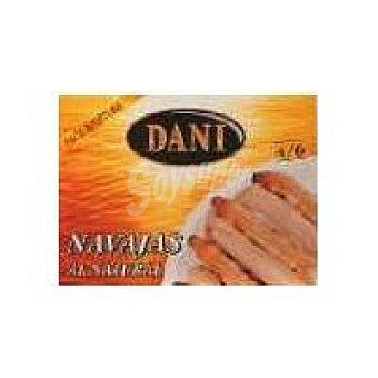 Dani Navaja al natural 4/6 piezas Lata 56 g