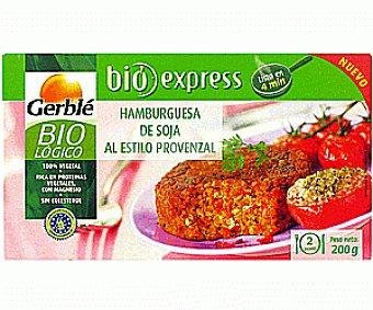 Gerble Hamburguesa de Soja Provenzal Ecológico 200g