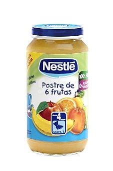 Nestlé Postre 6 Frutas 250g