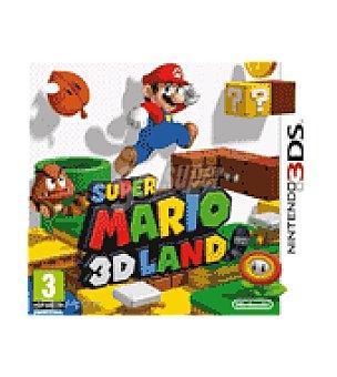 Nintendo Juego 3DS super mario land 3D