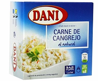 Dani Carne de Cangrejo Lata 120 Gramos
