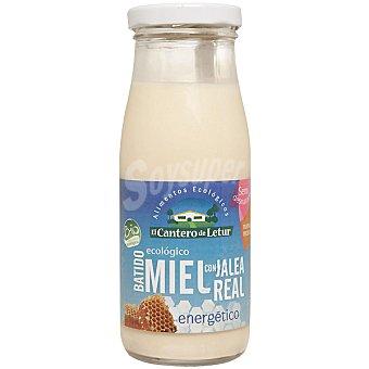 El Cantero de Letur Batido de miel con jalea real energético Botella 250 ml