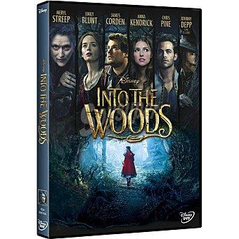 Into The Woods en DVD