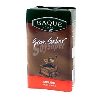Café Baqué Café Molido Natural Aroma Intenso paquete 250 g