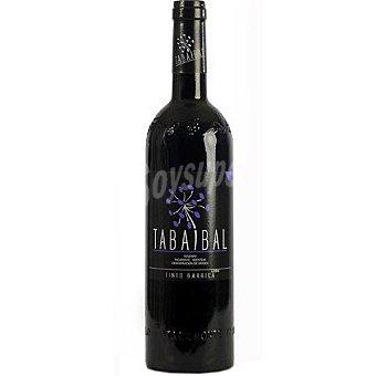 TABAIBAL Vino tinto barrica D.O. Tacoronte Acentejo Botella 75 cl