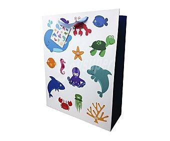 DMM Bolsa para regalos para niños y bebés, tamaño 26x32x12cm DMM