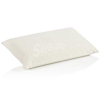 MASH Almohada de viscoelástica color blanco para cama 90 cm 1 Unidad