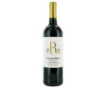 CALLE REAL Vino Tinto Reserva Botella de 75 Centilítros