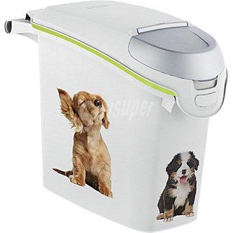 Curver Contenedor para alimentos de mascotas capacidad para 6 kg 1 unidad 6 kg 1 unidad
