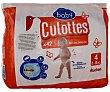 Pant culotte talla 4, para niños de 8 a 15 kilogramos 42 uds ALCAMPO BABY PANTS