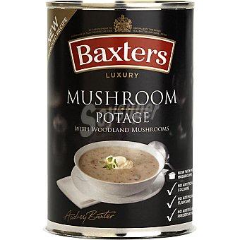 Baxters Sopa de setas silvestres Lata 415 g