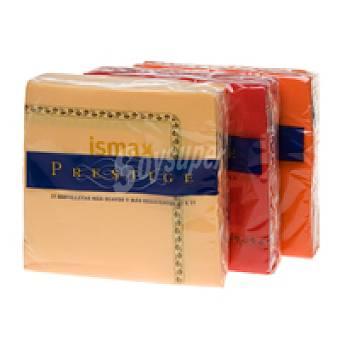 ISMAX Prestige Servilletas surtidas 33x33 Paquete 25 unid