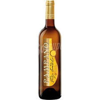 Pampano Vino Blanco Semi-dulce Botella 75 cl