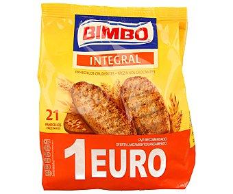 Bimbo Panecillos tostados integrales 180 g