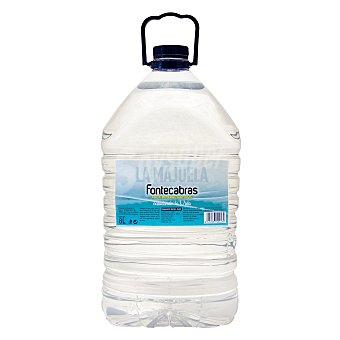 Fontecabras La Majuela - Agua mineral natural 8 l