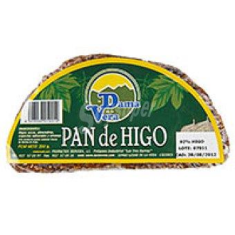 LA DAMA DE LA VERA Pan de higo 1/2luna 250G
