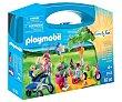 Maletin picnic Familiar Playmobil.  Playmobil