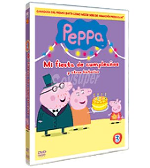 Peppa Pig Vol 3 DVD
