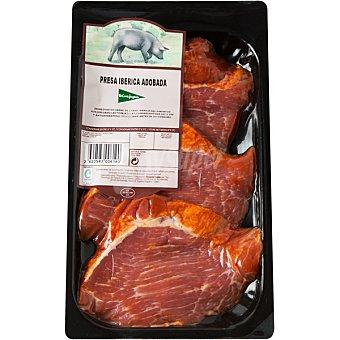 El Corte Inglés Presas adobadas de cerdo ibérico peso aproximado Bandeja 250 g