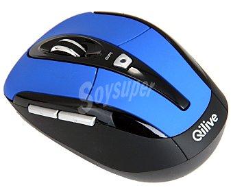 Qilive Ratón sin cable Q.8897 1 unidad