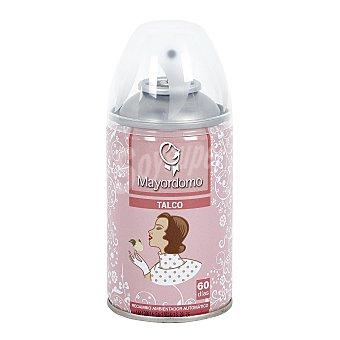 Mayordomo Ambientador automático aroma talco Spray 335 ml