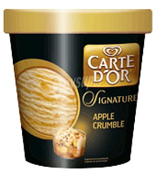 Carte D'Or Frigo Helado apple crumble 450 ml