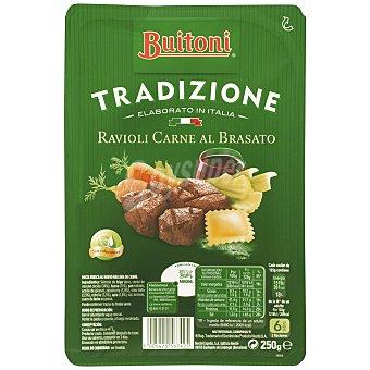 Buitoni Ravioli carne al brasato (pasta Fresca) 250gr