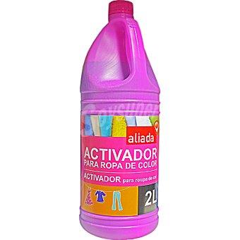 Aliada Activador para ropa de color Botella 2 l