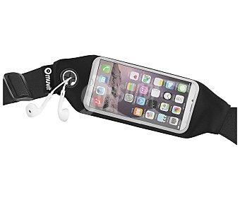 Muvit Funda bolsillo deportiva, resistente al agua, preparado para táctil. (teléfono no incluido)