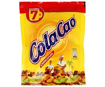 Cola Cao Cacao en polvo en sobres 105 gramos