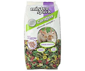 MISTER SPUCK Comida para conejos 800 gramos