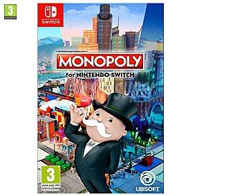 Ubisoft Videokuego Monopoly para Nintendo Switch. Género: Minijuegos. pegi: +3 Monopoly PS4
