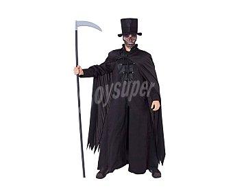 RUBIE'S Muerte Disfraz Dead Man para adulto, talla única, Halloween RUBIE'S.