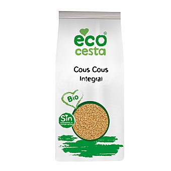 Ecocesta Cous cous integral bio 500 g
