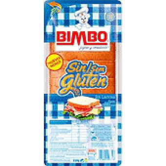Bimbo Pan de molde sin gluten 350 GRS