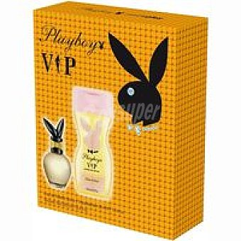 Playboy Fragrances Set femenino Vip Pack 1 unid