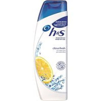 h&s Champú Citrus 385 ML