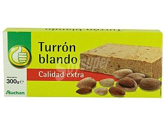 Productos Económicos Alcampo Turrón blando 300g