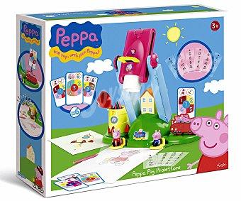 FAMOSA Proyector de Dibujo Peppa Pig 1 Unidad