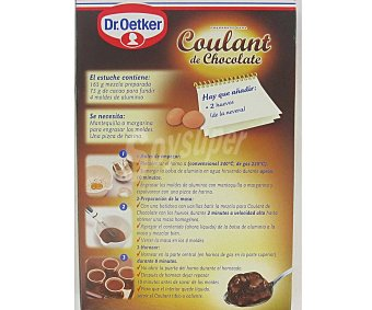 Dr. Oetker Coulant Dr. Oetker Chocolate 240 gr